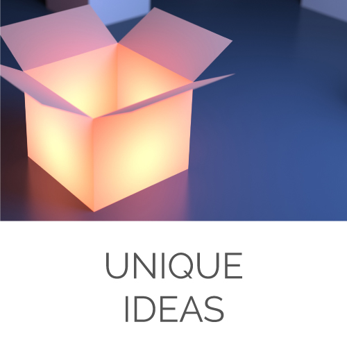 Unique Ideas